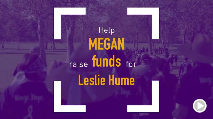 Help Megan raise $0.00