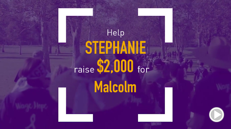 Help Stephanie raise $2,000.00