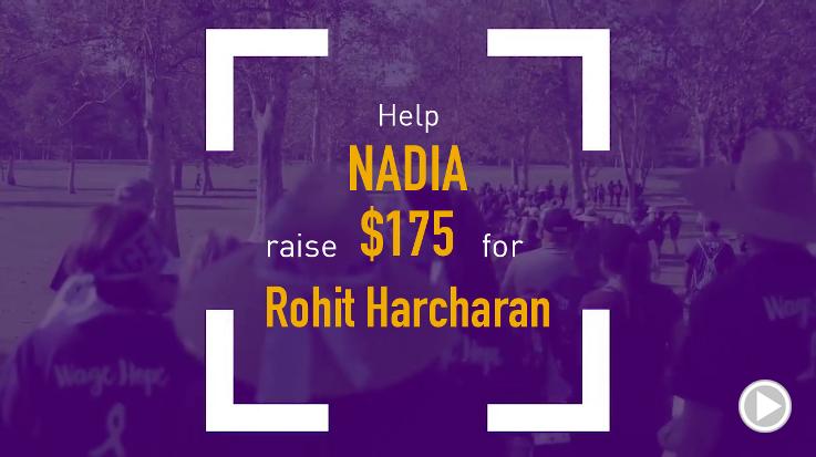 Help Nadia raise $175.00