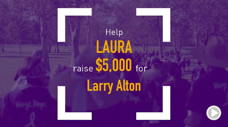 Help Laura raise $5,000.00