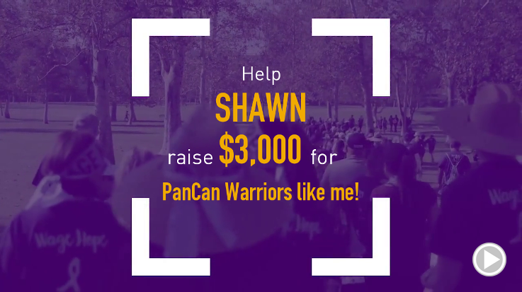 Help Shawn raise $3,000.00