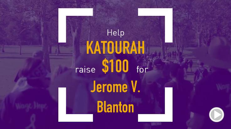 Help Katourah raise $100.00