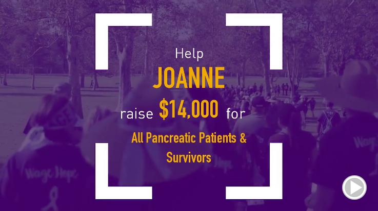 Help Joanne raise $14,000.00