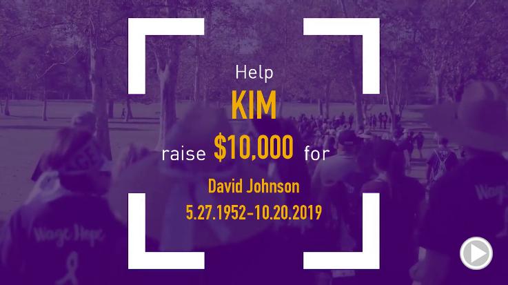 Help Kim raise $10,000.00