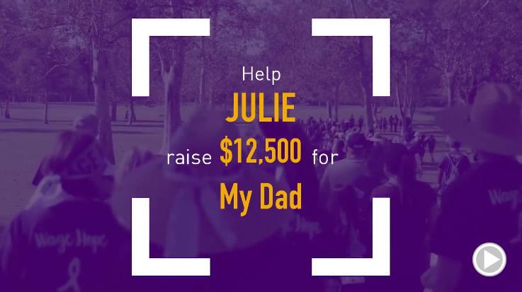 Help Julie raise $20,000.00