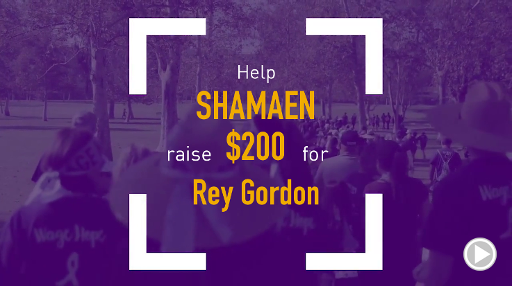 Help Shamaen raise $200.00