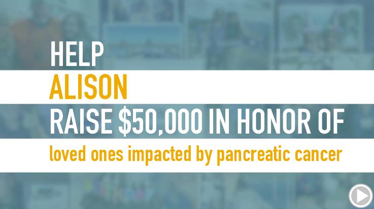 Help Alison raise $50,000.00