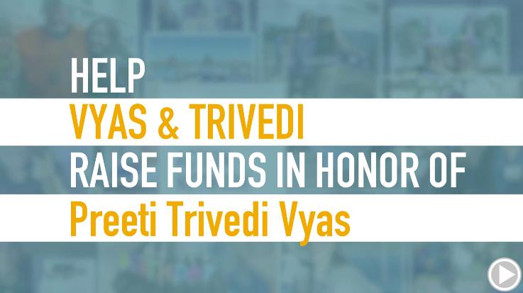 Help Vyas & Trivedi raise $0.00