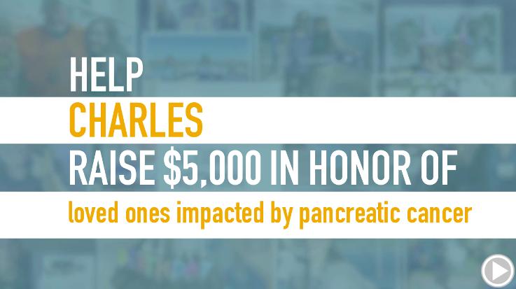 Help Charles raise $5,000.00
