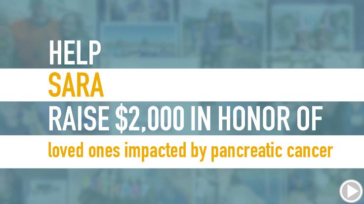 Help Sara raise $2,000.00