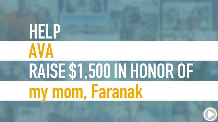 Help Ava raise $1,500.00