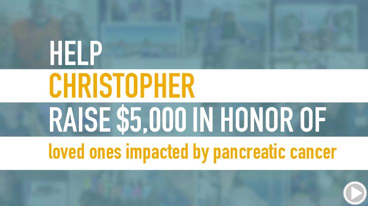 Help Christopher raise $5,000.00