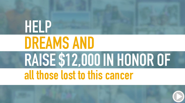 Help Dreams and raise $12,000.00