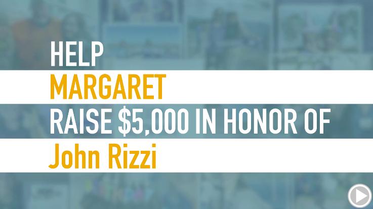 Help Margaret raise $25,000.00